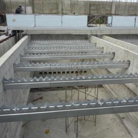 中卫锯齿堰集水槽厂家、304不锈钢集水槽价格
