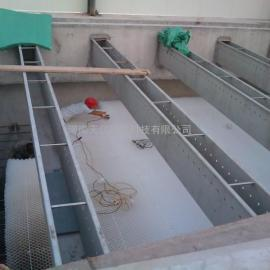 固原不锈钢集水槽厂家、三角堰板不锈钢集水槽