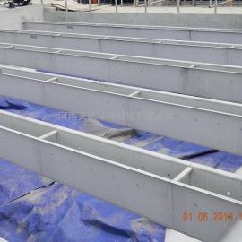 银川淹没式穿孔集水槽厂家、不锈钢集水槽种类