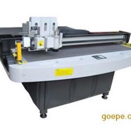 广告材料全能切割机广告材料打样机割样机裁切机