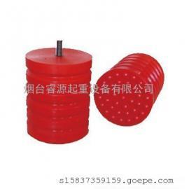 现货供应起重机专用缓冲器 JHQ-A-6型聚氨酯缓冲器