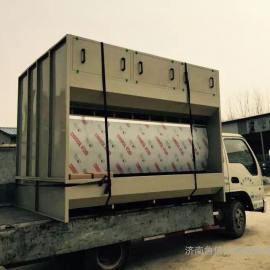 风动力零排放环保无泵水幕