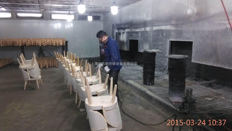 有机废气吸附装置,喷漆废气甲苯、二甲苯活性炭吸附净化器