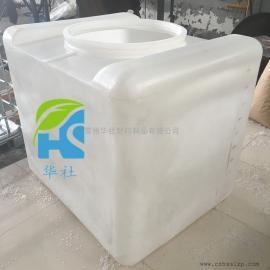 朝阳1000L胶水运输桶大口径色粉包装桶IBC塑料吨桶