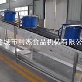 平罗县枸杞清洗风干机、利杰机械、不锈钢枸杞清洗风干机