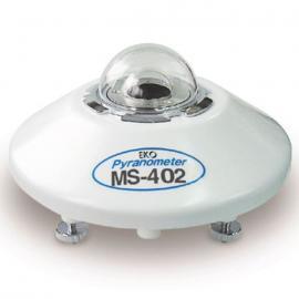 供应日本EKO-MS402市场唯一带温度补偿的一级总辐射表