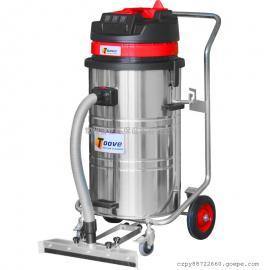 常州工业吸尘器仓库用边推边吸工业吸尘器PY308P