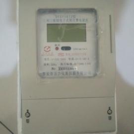 北京插卡电表,北京智能插卡电表分类