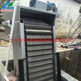 供应 回转式机械格栅除污机GSLY-500 耐腐蚀性