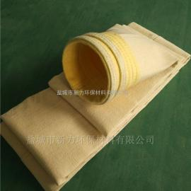 聚酰亚胺纤维除尘布袋 p84除尘布袋厂家
