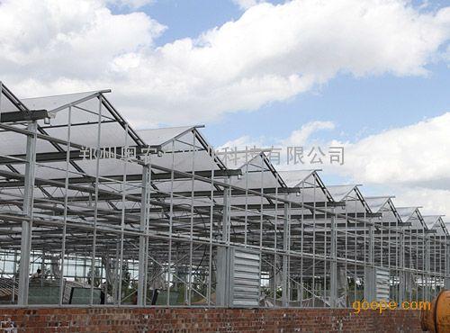 玻璃温室设计建造