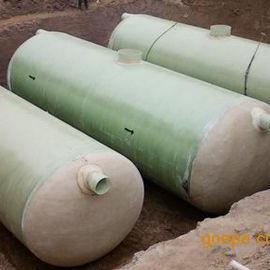 居民生活小区专用污水处理设备--化粪池
