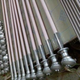 供应铂铑热电偶 WRP-130型 0-1600度刚玉保护管