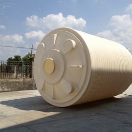 龙泉PE塑料储罐 10吨防腐储罐 清洗罐