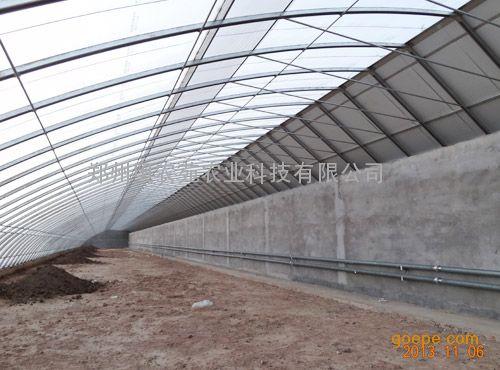 日光温室大棚设计施工