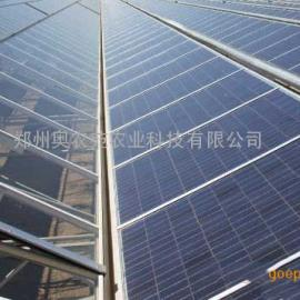 光伏太阳能温室建设