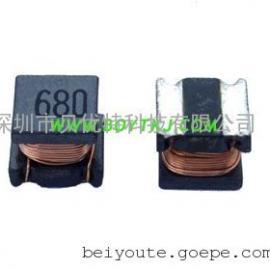 非屏蔽绕线电感BTCDE322515-390uH贴片功率电感