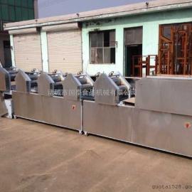 全自动热干面生产线 热干面加工设备凉面设备
