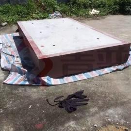 KSQ混凝土减振台座|混凝土隔震台|惰性水泥块