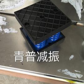 上海青浦厂家直销ZTE-4型组合式阻尼弹簧减振器