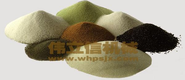 武汉玻璃砂生产厂家