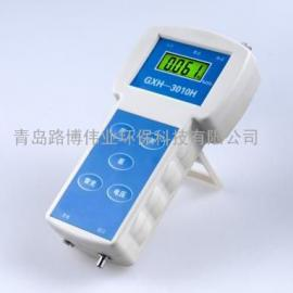 青岛路博厂家直销GXH-3010H手持红外CO2分析仪