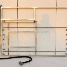 零售北京市明渠式埃消毒器/本水厂污水处理公用设备