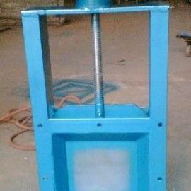 手动方形闸板阀、单向螺旋闸门、手动方形闸阀