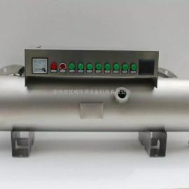 紫外�消毒器高效��绱竽c�U菌�用水�⒕�消毒�S米贤饩��⒕�器