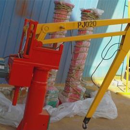 亚重PJ020平衡吊,运用四连杆机构原理,矮立柱结构,轻巧灵活