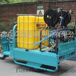 北京海淀区环卫三轮车车载清洗机