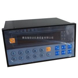 液体流量计量控制仪