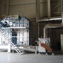 1万风量VOC有机废气焚烧炉 氯化氢硫化氢硫酸雾铬酸雾净化