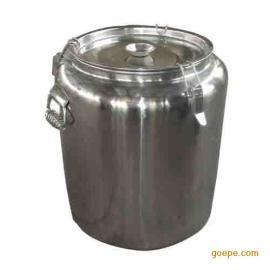不锈钢密封桶,不锈钢灭菌桶