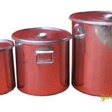 不锈钢直口桶,不锈钢直口密封桶