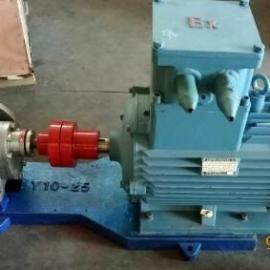 供应上海KCB/KCG型齿轮油泵-高温齿轮油泵