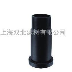 直接头 柔性承插连接建筑用聚乙烯排水管道hdpe