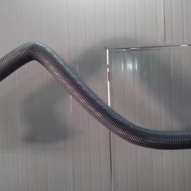 洁威达环保壁挂式内支架万向吸气臂