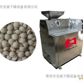 工业盐对辊挤压造粒机,江苏融雪剂对辊挤压机设备