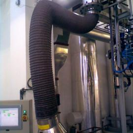洁威达环保供应管道安装万向吸气臂