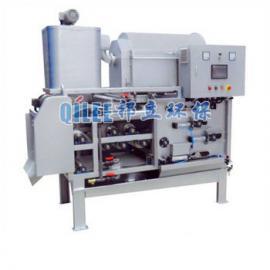 QTA-750重力浓缩自动带式污泥脱水机