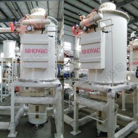 粮食加工除尘设备SINOVAC真空清扫装置