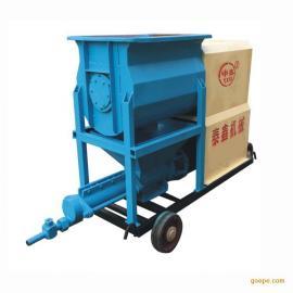 厂家直销申鑫SJB灰浆泵 混凝土泵 注浆机 带搅拌