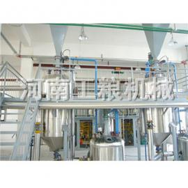 河南工粮茶籽油设备菜籽油生产设备