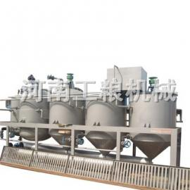 厂家直销小型食用油精炼设备,植物油加工设备