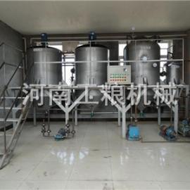 油脂成套设备|米糠油精炼设备