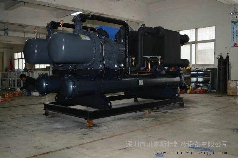 夹层冷却水控温设备(循环冷却水降温制冷机)