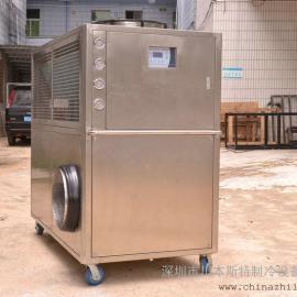 物料冷却机(物料降温输送机)