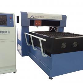 AL1218-CO2奥松板1500瓦激光刀模切割机优惠直供