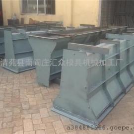 标准隔离墩钢模具_汇众模具_隔离墩钢模具厂